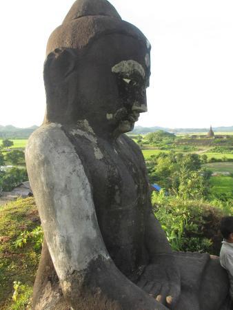 Mrauk U, Myanmar: Pizi Phara
