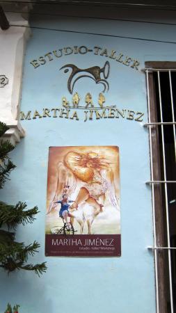 Martha Jimenez's Studio Workshop: Galeria Martha Jimenez