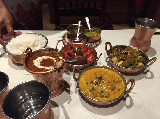 Apsara Restaurant: Dinner at Aspara
