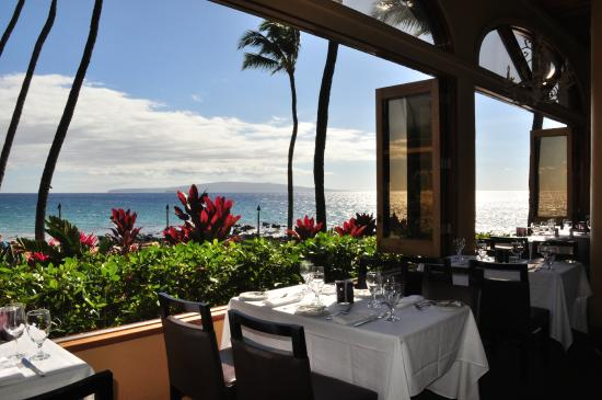 Great Value Hy Hour Review Of 5 Palms Restaurant Kihei Hi Tripadvisor