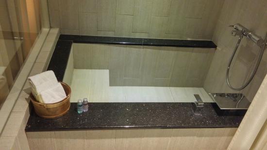Via Hotel: Bathtub (Japanese Style)