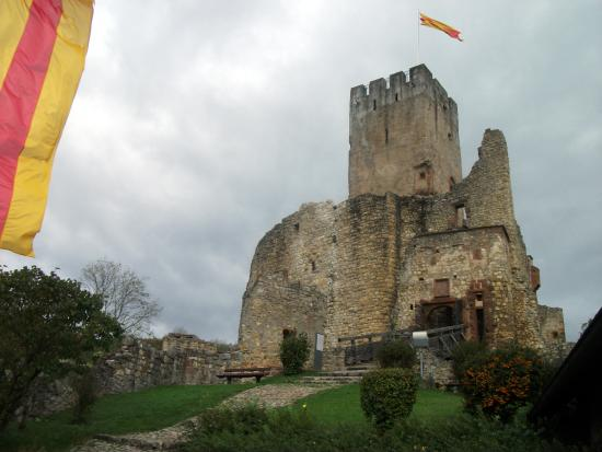 Lorrach, Jerman: Castle keep
