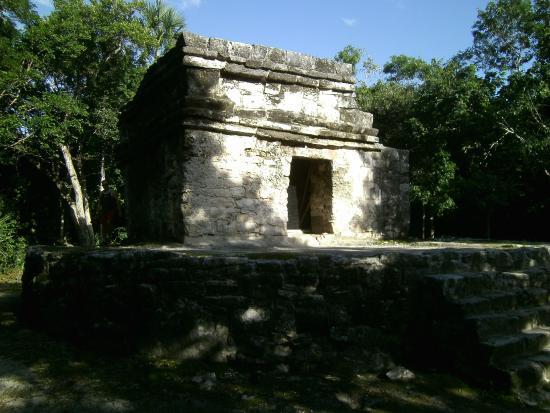 Casa del Mar Cozumel Hotel & Dive Resort : Mayan ruins