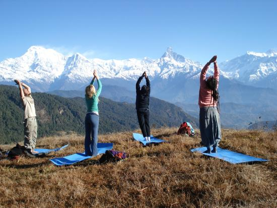 ‪Purna Yoga & Trek day tours‬