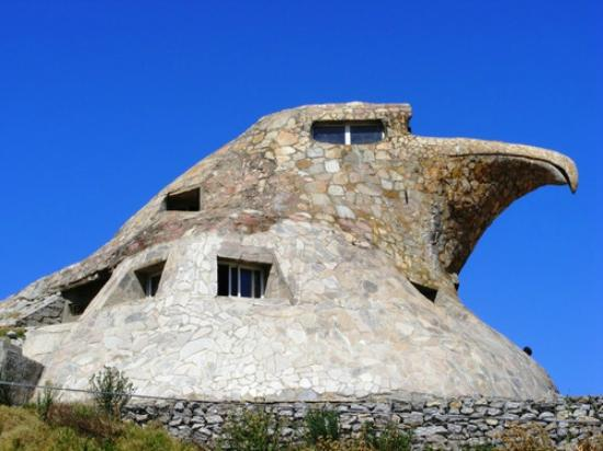 Atlantida, Uruguay: El águila , lugar turístico