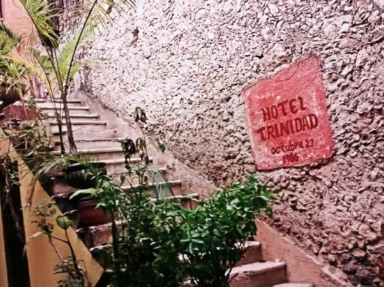 Hotel Santiago : Un lugar con encanto