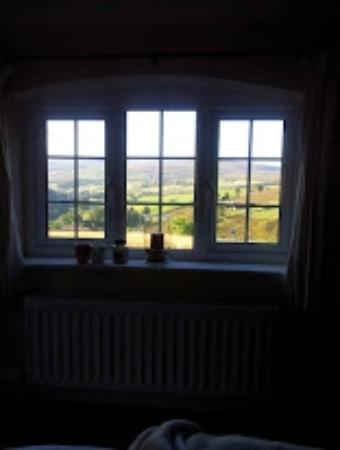 Dales Farm Upper Weardale: View from room
