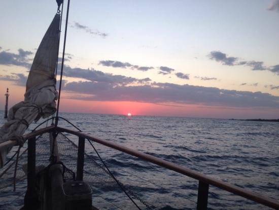 Intombi Pearl Lugger Cruise: Just beautiful
