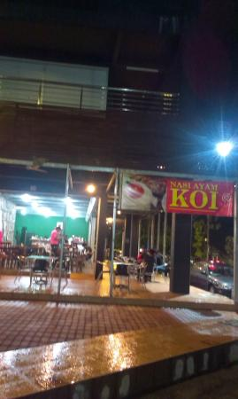 Bulan Kafe & Bistro : Front view