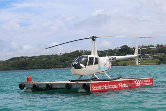 More Of Vila  Picture Of Vanuatu Helicopters Port Vila  TripAdvisor