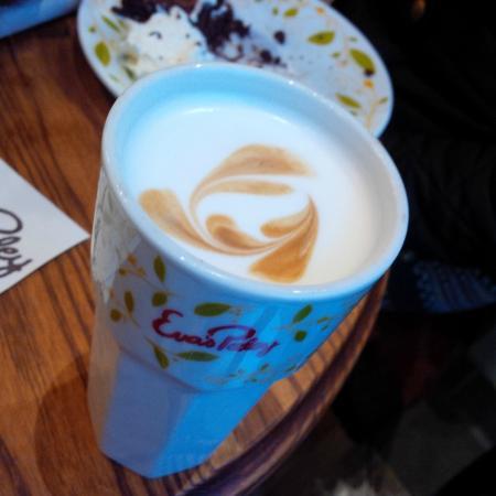 Evas Paley Cafe: Machiatto Grande