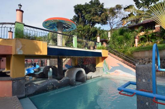 Pool - Picture of Cristina Villas Mountain Hotel & Resort, Luzon - Tripadvisor