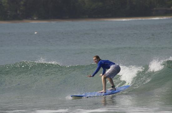 Kauai's North Shore Surfing School : YES