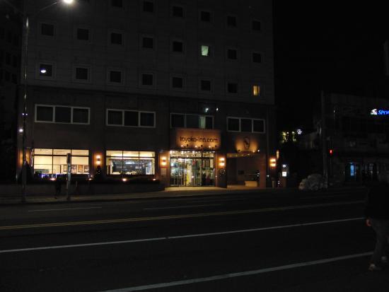 Toyoko Inn Seoul Dongdaemun: 外観3