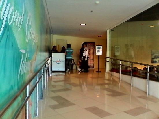 Entrance to Cinema 5 Picture of Ayala Center Cebu Cinemas Cebu