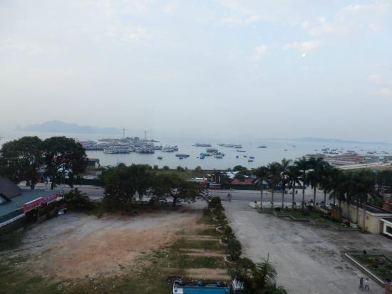 BMC Thang Long : 部屋からの眺め