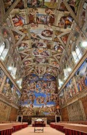 Divine Rome - Rome Tours: Skip the line Sistine Chapel Private Tour - tiziana@divinerome.it