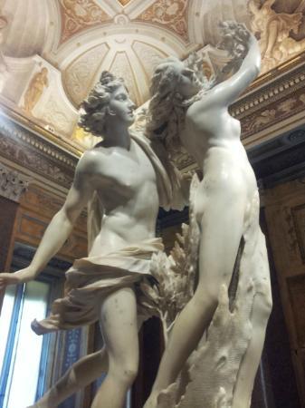 Divine Rome - Rome Tours: Apollo and Daphne, Borghese Gallery Private Tour