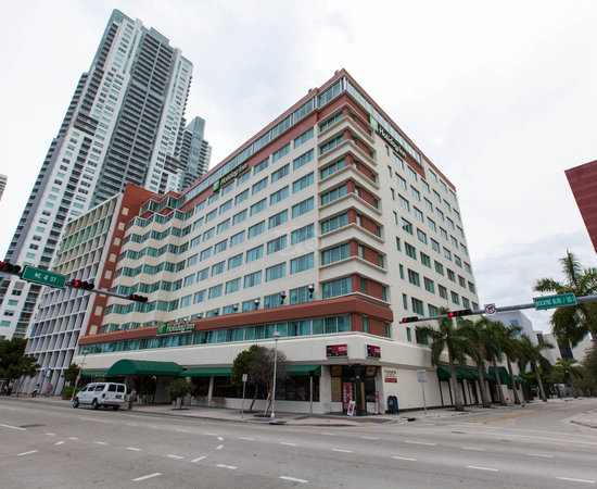 Photo of Hotel Holiday Inn Port of Miami Downtown at 340 Biscayne Boulevard, Miami, FL 33132, United States