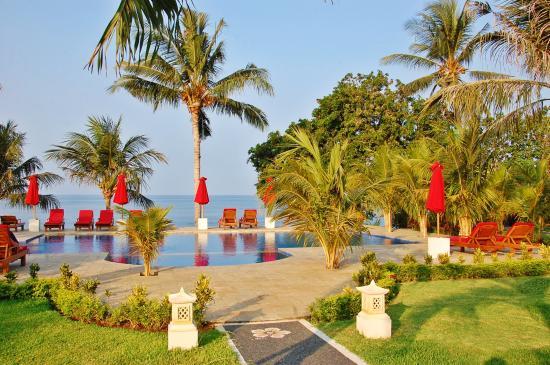 峇里島潛水度假水療飯店