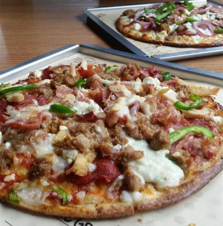 Project Pie: Build it thick