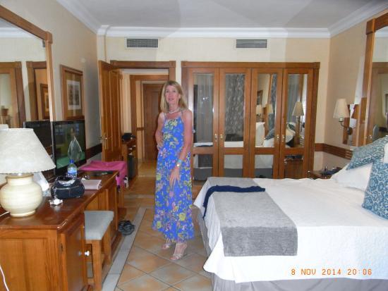 GF Gran Costa Adeje: Nice room!
