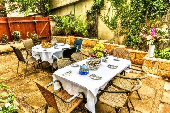 إقامة وإفطار بفندق سيدني هاربور: Courtyard