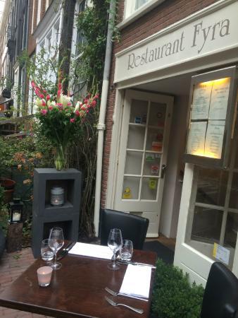 Restaurant Fyra, Amsterdam - Restaurant Bewertungen, Telefonnummer ...