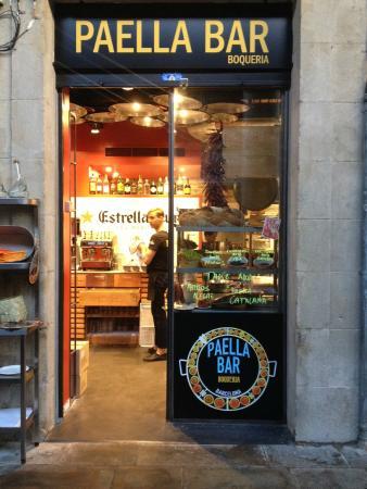 paella bar barcelona
