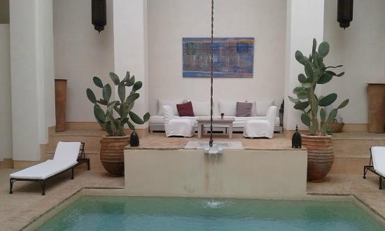 Hotel & Spa Riad Al Jazira: Chic
