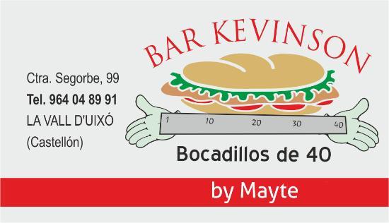 Bar Kevinson