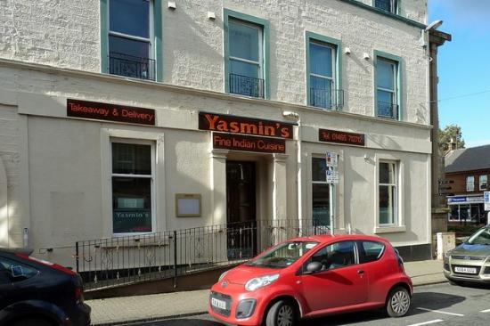 Yasmins Fine Indian Cuisine