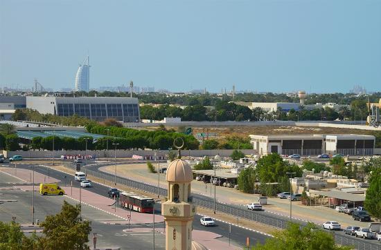 Villa Rotana - Dubai: vista dal soggiorno