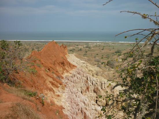 Luanda, Angola: Miradouro da Lua