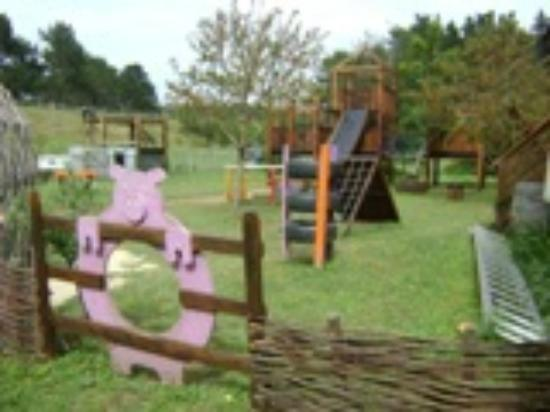 Timberlake Organic Village: Play area