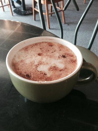 Strange Brew: Foamy, Yummy Chai Tea