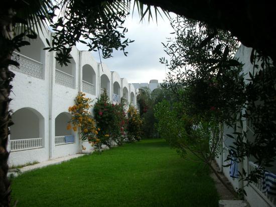 Dessole Le Hammamet Resort : вид из номера