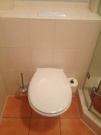 Hotel Beim Schrey: WC