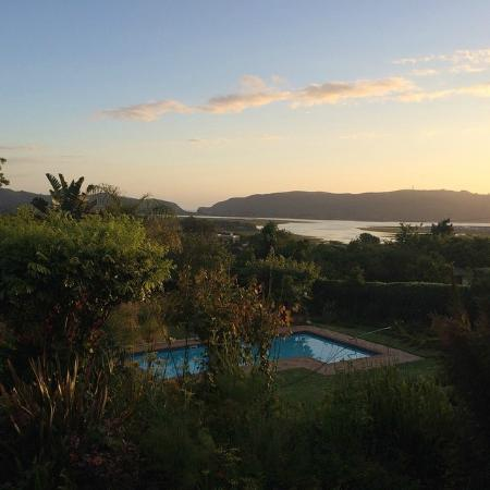 Footprints of Knysna: The view