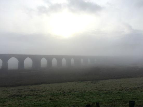 The Garsdale: Garsdale Head in the morning