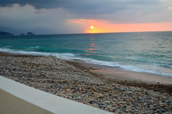 Hotel Playa Fiesta: the view