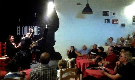Tablao Flamenco El Quinque