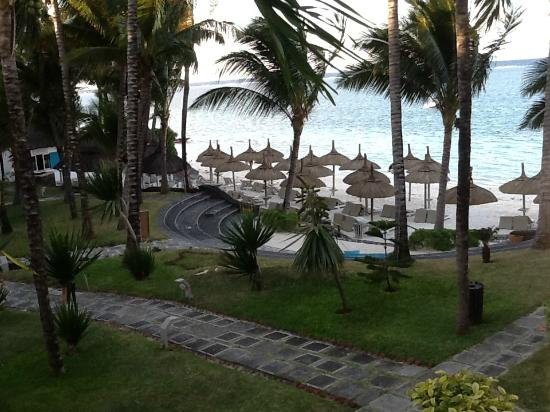 Veranda Palmar Beach: View from balcony