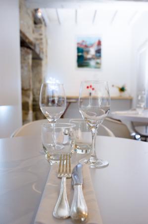 Restaurant des Voisins : à table