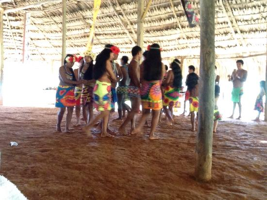 Panama Great Adventures - Day Tours : Embera village