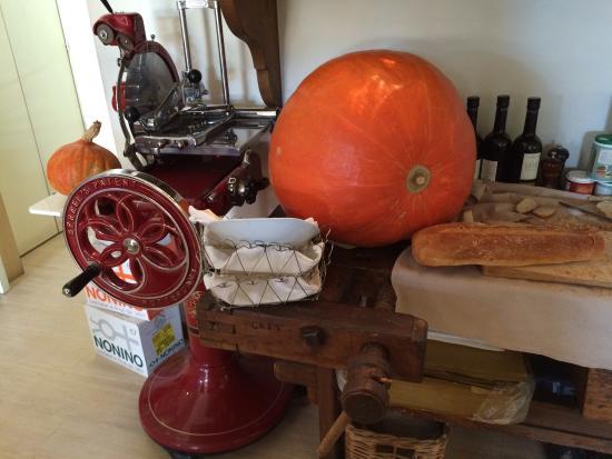 Osteria Braci e Abbracci : I frutti dell'autunno