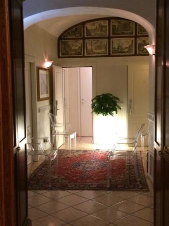 Residenza Zanardelli: Il corridoio