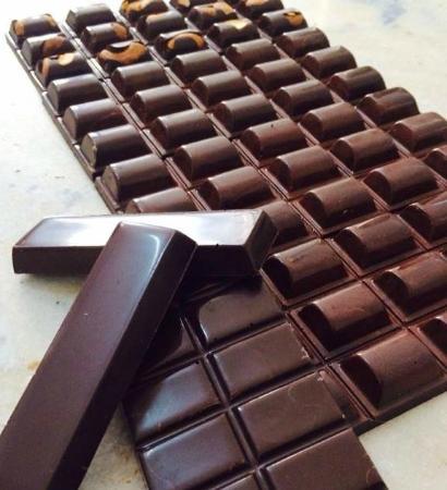foto tabletas chocolate: