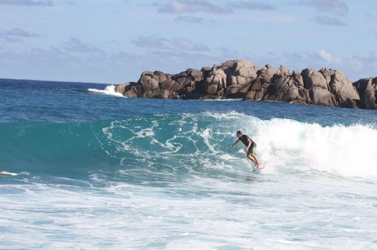 Baie Lazare, Ilhas Seychelles: The best breaks