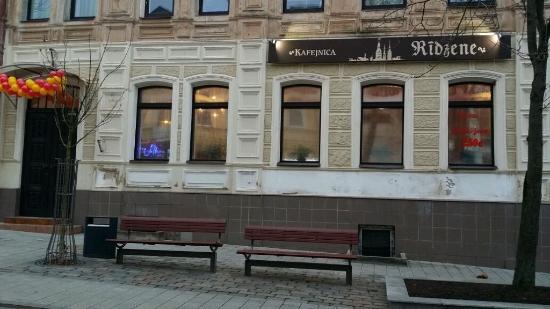 Kafejnīca Rīdzene